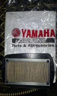 Original Yamaha FZ 2008~2013 Air Filter