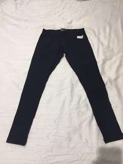 Nike Logo Tights/ Leggings