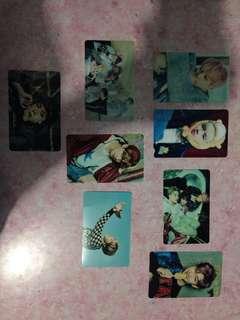 防彈少年團BTS八達通貼/貼紙