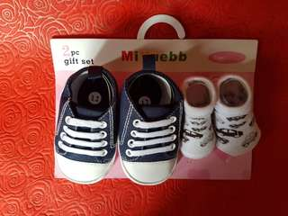 Baby boy shoe(Soft sole)