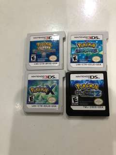 🚚 3DS Games