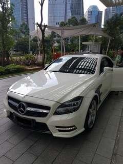 Mercedes Benz CLS 350 AMG