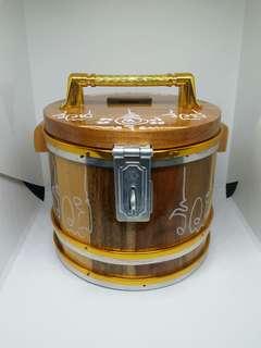 LP Sompong Medium Wealth Bucket (钱生钱) / Amulet / Piggy Bank