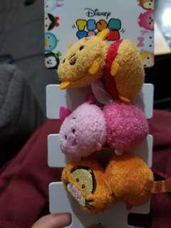 Disney Tsum Tsum 綁鬆 橡筋