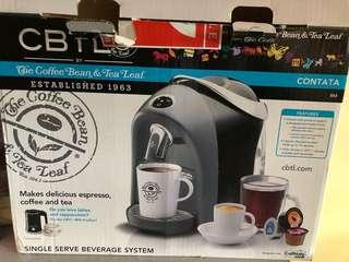 Coffee Bean Machine Contata