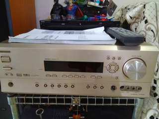 Selling onkyo amplifier