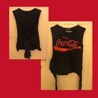 🚚 可樂綁帶背心❤️🥤❤️