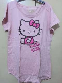 Auth Sanrio Hello Kitty Blouse