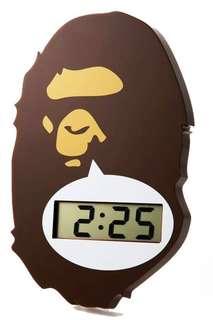 Bape clock