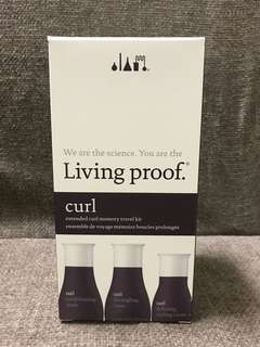 USA Living Proof Extended curl memory travel kit