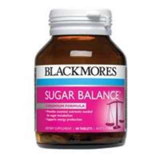Blackmores澳佳寶血糖平衡片控制緩解降血糖 90片