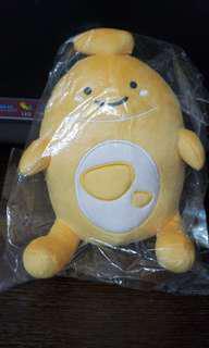 蛋黃公仔 stuffed toy