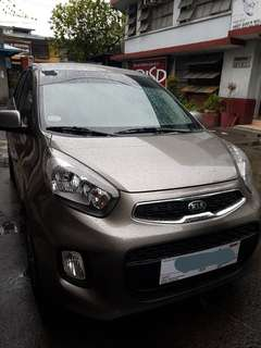 Kia Picanto AT 2016 (Rush)