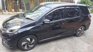 Mobilio RS 2014 rs matic