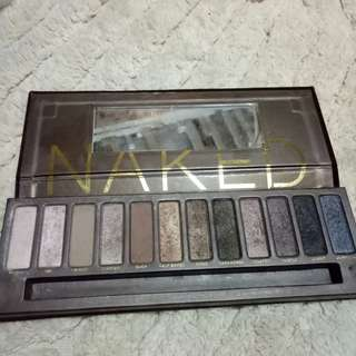 Repriced! Authentic Naked Urban decay Eyeshadow palette 1