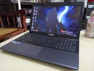 Asus i3/win7/4Gb/500Gb hdd /15.6inch/Gaming