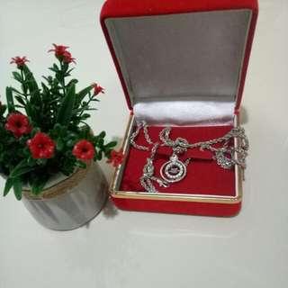 Kalung  silver