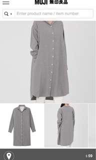 🚚 灰色襯衫(只試穿原價1000多台幣
