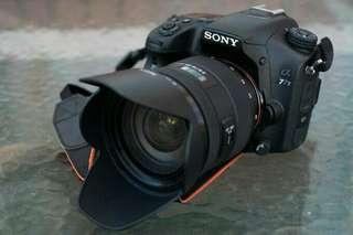 DSLR Sony a77