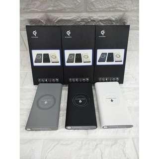 wireless powerbank Qi