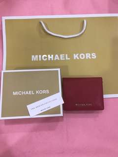 Original MK Micheal Kors Wallet Purse Pouch Coin Bag