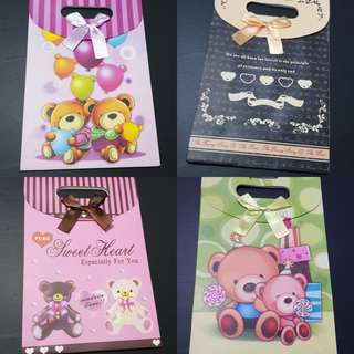 Paper Bag ideal for Gift @$2 free postage