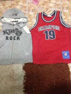 Hysteric & champion for kids