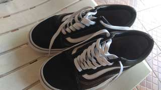Vans Old skool Classic Black and White