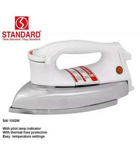 Flat iron Standard SAI 1002W