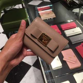 Prada short wallet 短銀包