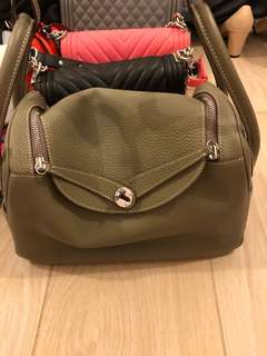 Hermes lindy good quality chanel lv dior