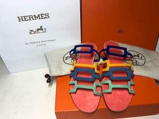 Hermes 涼鞋