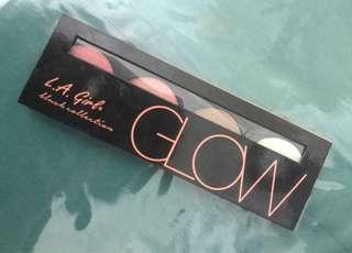 L.A. Girl Glow Contour and Blush