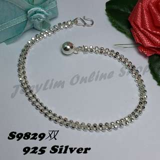 Genuine SILVER 925 Bracelet