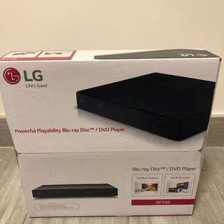 全新 LG bp250 藍光機