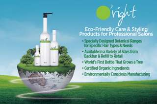 O'Right Organic Shampoo Decants
