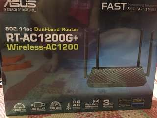 ASUS RT-AC Dual-band Router wireless-AC1200