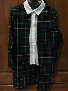 Emerald Tartan Shirt