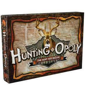 🆕 Hunting-opoly Board Game