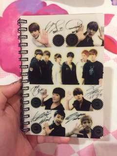 Beast Notebook (B2ST)