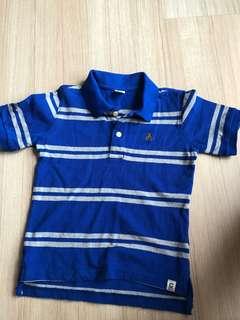 GAP boy collar shirt 5Y