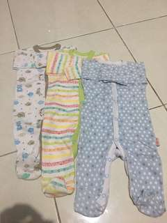 Sleepsuit (0-3m) take all