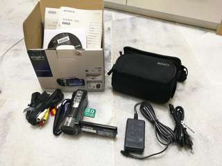 Brand-new Sony Handycam DCR-SX65E going for cheap!
