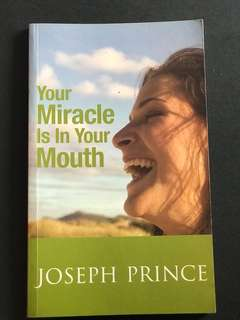 🚚 Your miracle is in your mouth by Joseph Prince
