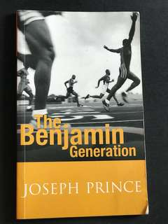 🚚 The Benjamin Generation by Joseph Prince
