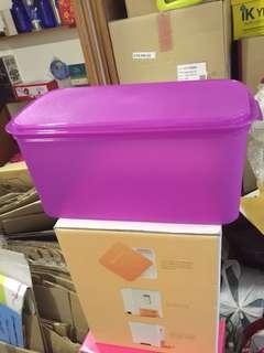 Tupperware keeper purple (1)9L