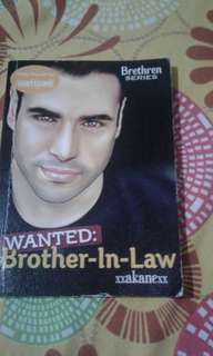 Wanted: Brother In Law (Wattpad)