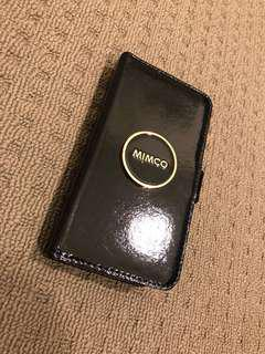 iphone 6/6S Mimco phone case/wallet
