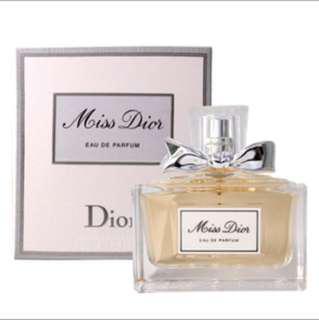 🚚 💋Dior Miss Dior迪奧香氛淡香精50ml