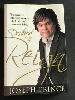 🚚 Destined to Reign by Joseph Prince